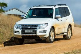 mitsubishi pajero old model 2017 mitsubishi pajero review