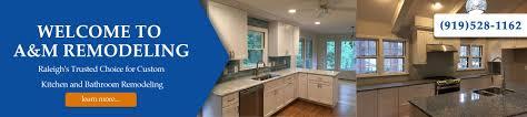raleigh kitchen u0026 bathroom remodeling