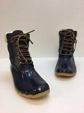 womens sperry duck boots size 11 sperry top sider winter s size 11 ebay