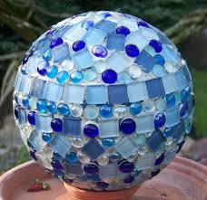 Bowling Ball Garden Art Garden Art Forum Bowling Balls And Other Mosaics Garden Org