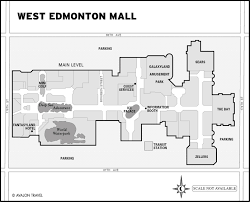Gardens Mall Map Printable Travel Maps Of Alberta Moon Travel Guides