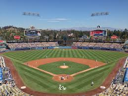 Dodger Stadium Parking Map Dodger Stadium Los Angeles Dodgers Ballpark Ballparks Of Baseball