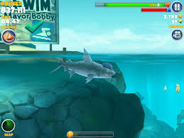 Hungry Shark Map The Pictures For U003e Hungry Shark Evolution Tiger Shark