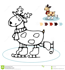 coloring pages boys vector of a cartoon shaky ice skater
