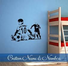 wall ideas football wall stencils uk football laces wall decal