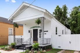 New Orleans Shotgun House Talkin U0027 U0027bout My Renovation A 7th Ward Shotgun Gets A Modern