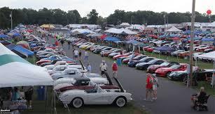 corvettes of carlisle corvettes at carlisle 2017 cars weekly