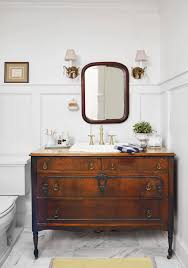 bathroom custom vanities for small bathrooms wood bathroom