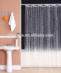 Transparent Shower Curtain Peva Eva New Design Transparent Shower Curtain Home Goods Bathroom