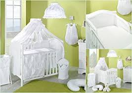 Nursery Bedding Sets Uk Luxury 10pc Baby Bedding Set Bumper Mosquito Net Free Stand Holder