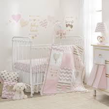 White Nursery Bedding Sets Baby Lambs