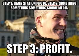 Profit Meme - image 533803 white entrepreneurial guy know your meme