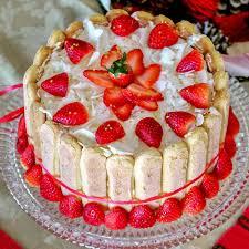 une russe en cuisine russe cake european recipe