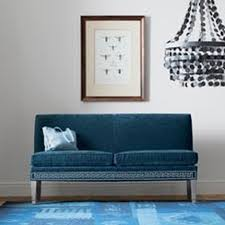 blue furniture shop sofas and loveseats leather couch ethan allen