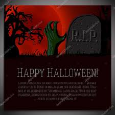 halloween background banner big halloween banner u2014 stock vector tashaleks 78991786