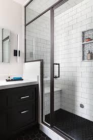 large subway tile shower best shower