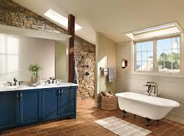 stone bathroom tile black stone pebble floor ornament stone wall