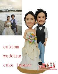 personalized cake topper custom wedding cake topper and groom cake topper