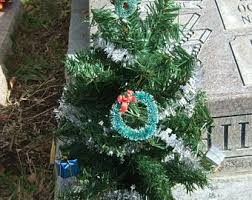 Cemetery Christmas Decorations Cemetery Vases Etsy
