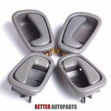 1998 Toyota Corolla Interior Door Handle Plastic Door Handles Interior Door Handles For Toyota Corolla Ebay