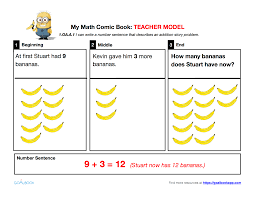 Beginning Middle And End Worksheets 1 Oa 1 Word Problems Within 20 Math Operations U0026 Algebraic