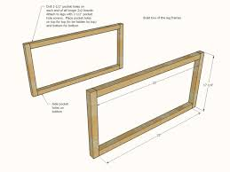 How To Build An A Frame Cabin How To Build A Modern Industrial Coffee Table How Tos Diy