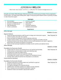 Back Office Executive Resume Sample by Resume Format For Back Office Executive Samples Of Resumes