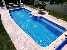 fiberglass inground pools designs nowadays u2014 jburgh homes
