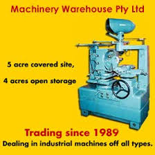 Second Hand Woodworking Machinery Perth by Machinery Warehouse Pty Ltd Second Hand Machinery 93 99
