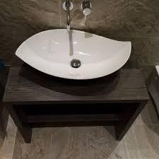 Designer Sink Countertop Bathroom Hand Wash Basin Bowl Surface Mounted En