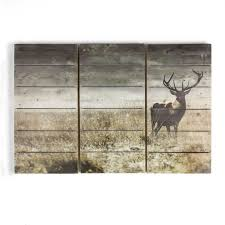 wall art canvas framed wall art wall pictures wall prints highland stag print on wood