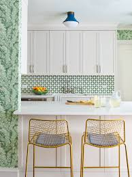 how to accessorize a grey and white kitchen 25 ways to add color to your kitchen for a happier cooking