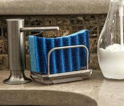 kitchen cabinet sponge holder sponge holder for kitchen sponge holder for kitchen sink target