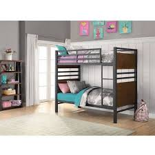 Wood And Metal Bunk Beds Better Homes And Gardens Mercer Metal Bunk Bed