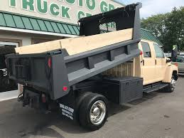 chevrolet dump trucks for sale