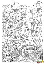 free ocean coloring pages coloring