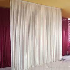 wedding backdrop gallery ivory wedding backdrop 10x10ft silk wedding backdrop