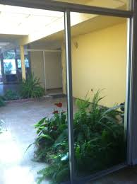 atrium sliding glass doors the atrium eichler blog