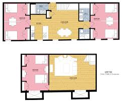 3 Bed 2 Bath Floor Plans by The Residences At 545 How Propertieshow Properties