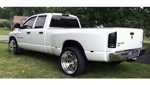 white dodge truck white dodge ram 3500 24 jf009 jr forged wheels