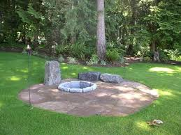 Outside Backyard Ideas Custom Water Features U0026 Fire Pits Tukwila Wa Lifestyle Landscapes