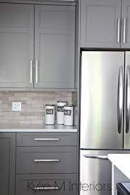 Painting The Inside Of Kitchen Cabinets The 9 Best Benjamin Moore Paint Colors U2013 Grays Including