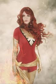 Phoenix Halloween Costume Rule 63 Namor Nicole Marie Jean Phoenix Force C0spl4y