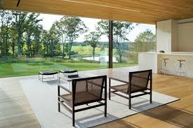 collection guest house design photos lm guest house takes ludwig mies der rohe s designs to a new