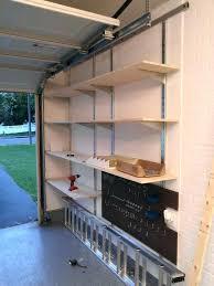 basement building basement shelves storage shelf for the build