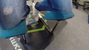 ergotronica briefreview обзор коленного стула gravitonus