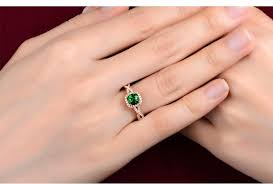 gold emerald engagement rings stunning ring for newlyweds emerald and gold engagement rings
