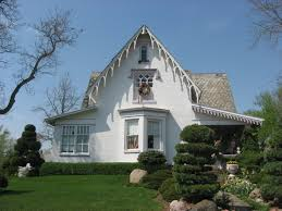 image result for gothic revival homes gothic revival homes