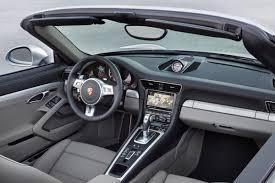 porsche 911 inside porsche 911 turbo cabriolet unveiled total 911