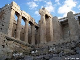 Parthenon Interior Winter Holidays To Athens Victor Travel Blog